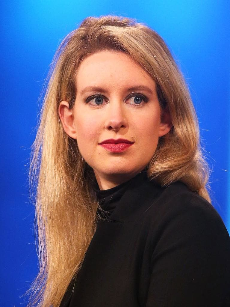 Bad Blood - John Carreyrou Bookoccino Elizabeth Holmes