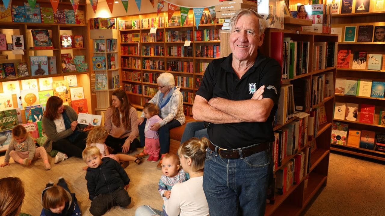 Ray Bonner Bookstore owner has story to tell Bookoccino