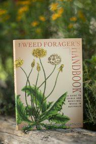 Weed Forager's Handbook nature books gardening bookoccino