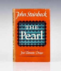 Steinbeck The Pearl Bookoccino Bookstore Classics