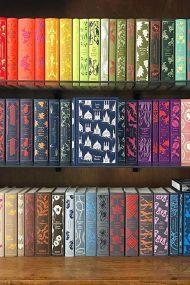 Coralie Bickford-Smith Classics Reading book bookshop literature