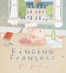 finding francois picture book