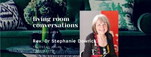 talking sticks stephanie dowrick book david leser conversation event