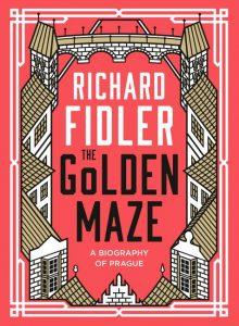 Richard Fidler Golden Maze Prague Bookoccino