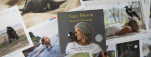 Sam Bloom Bookoccino event Heartache and Birdsong