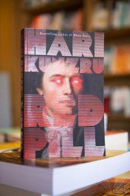 Hari Kunzru Red Pill New Fiction Bookoccino