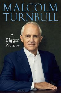 Malcolm Turnbull talks to Peter White for Bookoccino Conversations