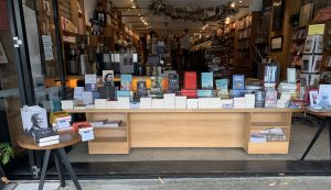 OPEN 9-3 covid avalon books gifts christmas shopping