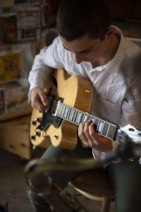 live music at bookoccino bookstore jazz blues winebar French cheese