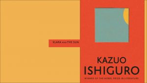 Klara and the Sun Bookoccino Faber Allen and Unwin Kazuo Ishiguro Book of the Month