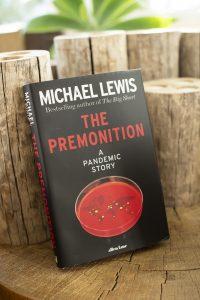 Premonition Michael Lewis Bookoccino