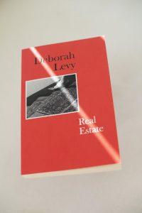 Deborah Levy Real Estate What to read bookoccino