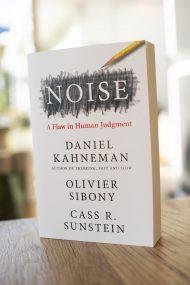 Noise Daniel Kahneman Cass Sunstein Book Managment strategy