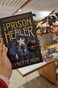 Prison Healer Bookoccino Lynette Noni Young Adult