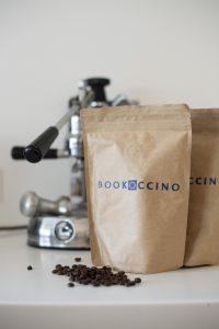 Take Home Bookoccino Blend Coffee
