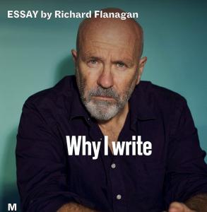 Flanagan Essay Monthly Freedom Why I Write