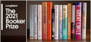 2021 Booker Prize Longlist