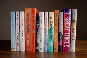 Booker Longlisted books 2021