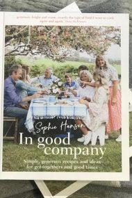 Sophie Hansen Cookbook 'In Good Company'