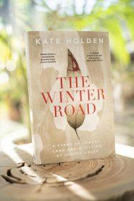 Kate Holden Book Winter Road Killing at Croppa Creek
