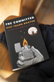 The committed Viet Thahn Nguyen Pulitzer book prize bookshop Australia Bookoccino